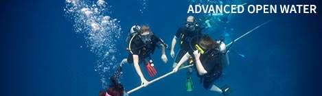 Advanced Open Water Scuba Diving Koh Tao Thailand