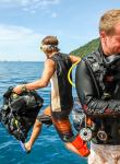 Dive Master Scuba Diving Koh Tao Thailand 4