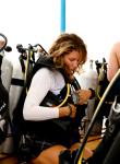 Dive Master Scuba Diving Koh Tao Thailand 7