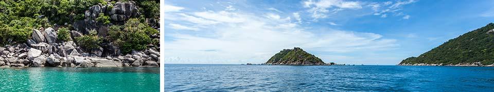 Diving Sites Koh Tao