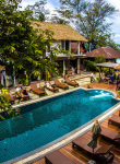 Pool Side Sairee Cottage Koh Tao Thailand 8