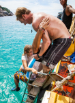 Rescue Diver Scuba Diving Koh Tao Thailand 7