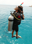 Scuba Diver Koh Tao Thailand 5
