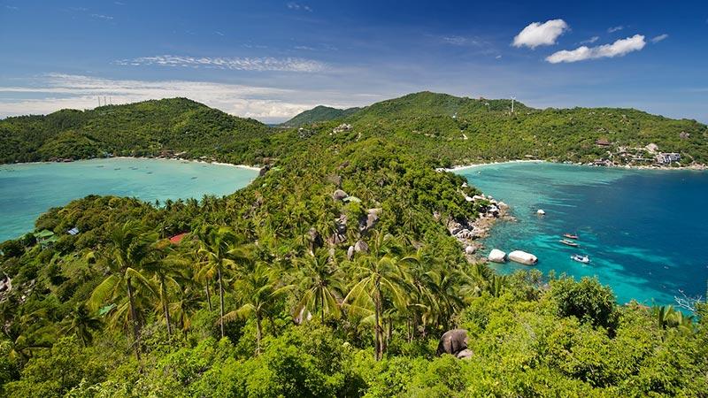 Best Island To IDC Koh Tao Thailand