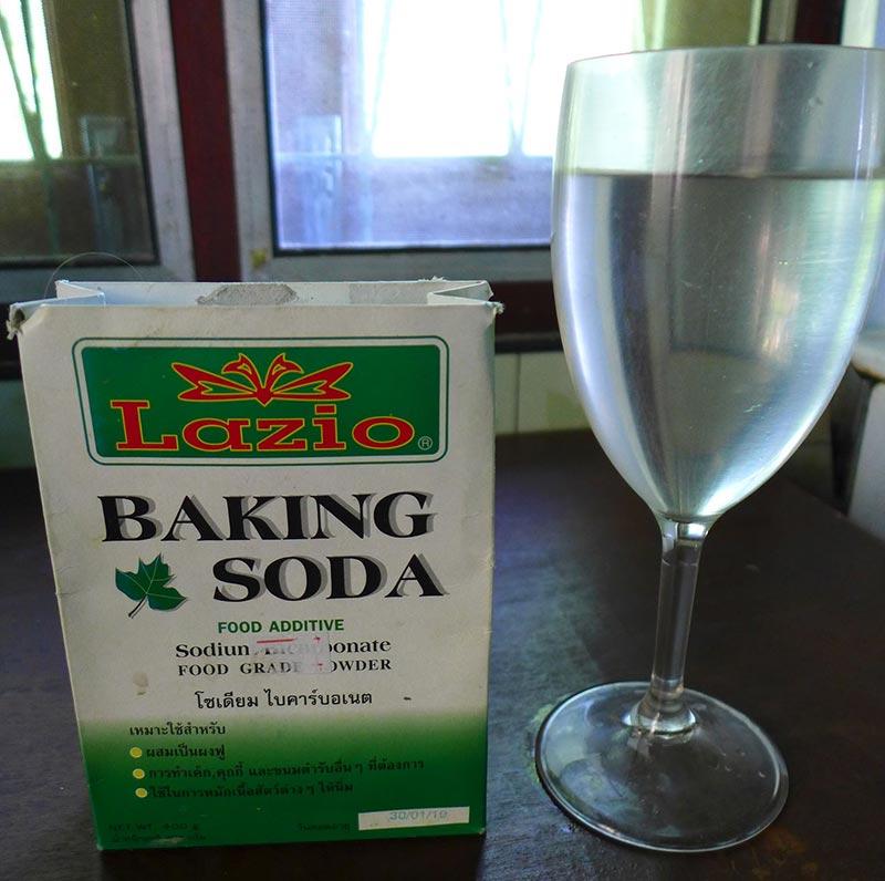 Baking Soda for heartburn