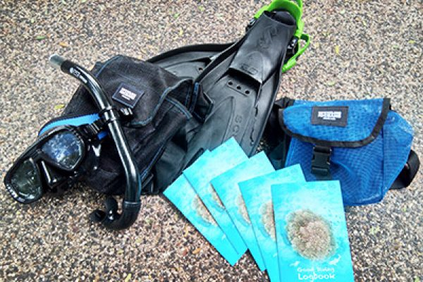 Do Your Part, Join Our Eco Dives with the Upcycle Program