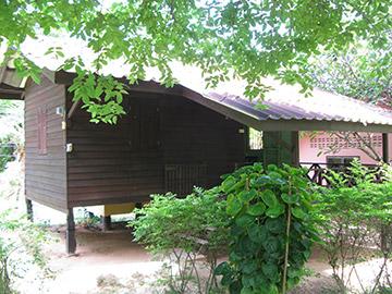 Wooden Bungalow Koh Tao