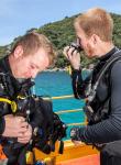 Dive Master Scuba Diving Koh Tao Thailand 5