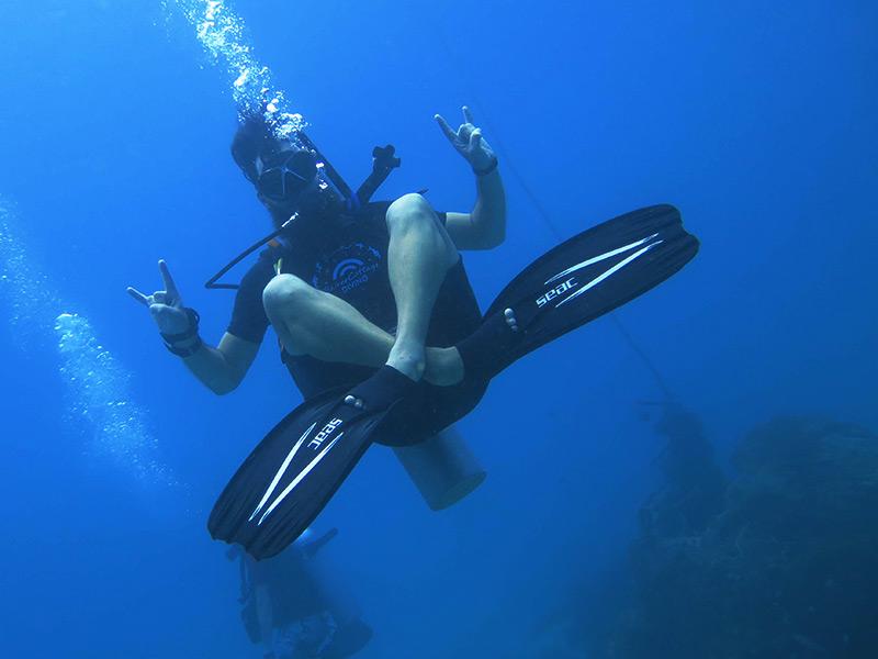 Buoyancy Tips Hover