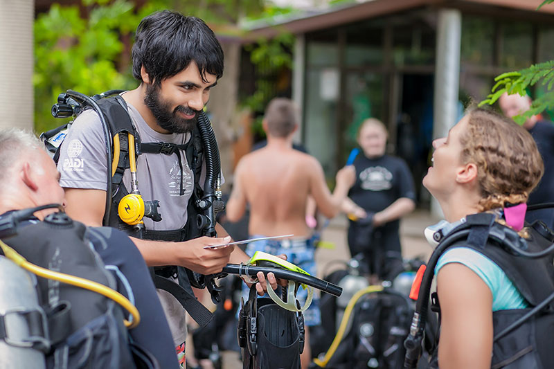 Preparing For Your PADI IDC
