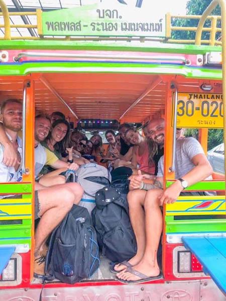 DMT Liveaboard Trip